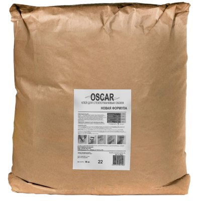 """Сухой клей """"Oscar"""" 10 кг...."""
